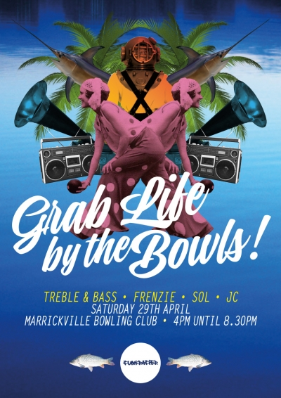 Grab Life by the Bowls April Edition