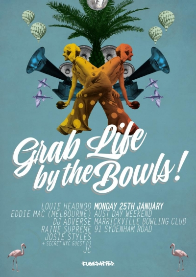 Grab Life By the Bowls!